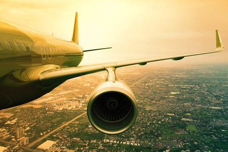 Flyga på semester